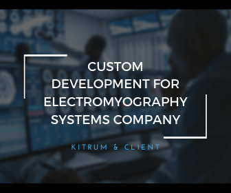 custom development for kitrum client