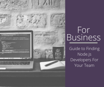 guide to find node.js developers