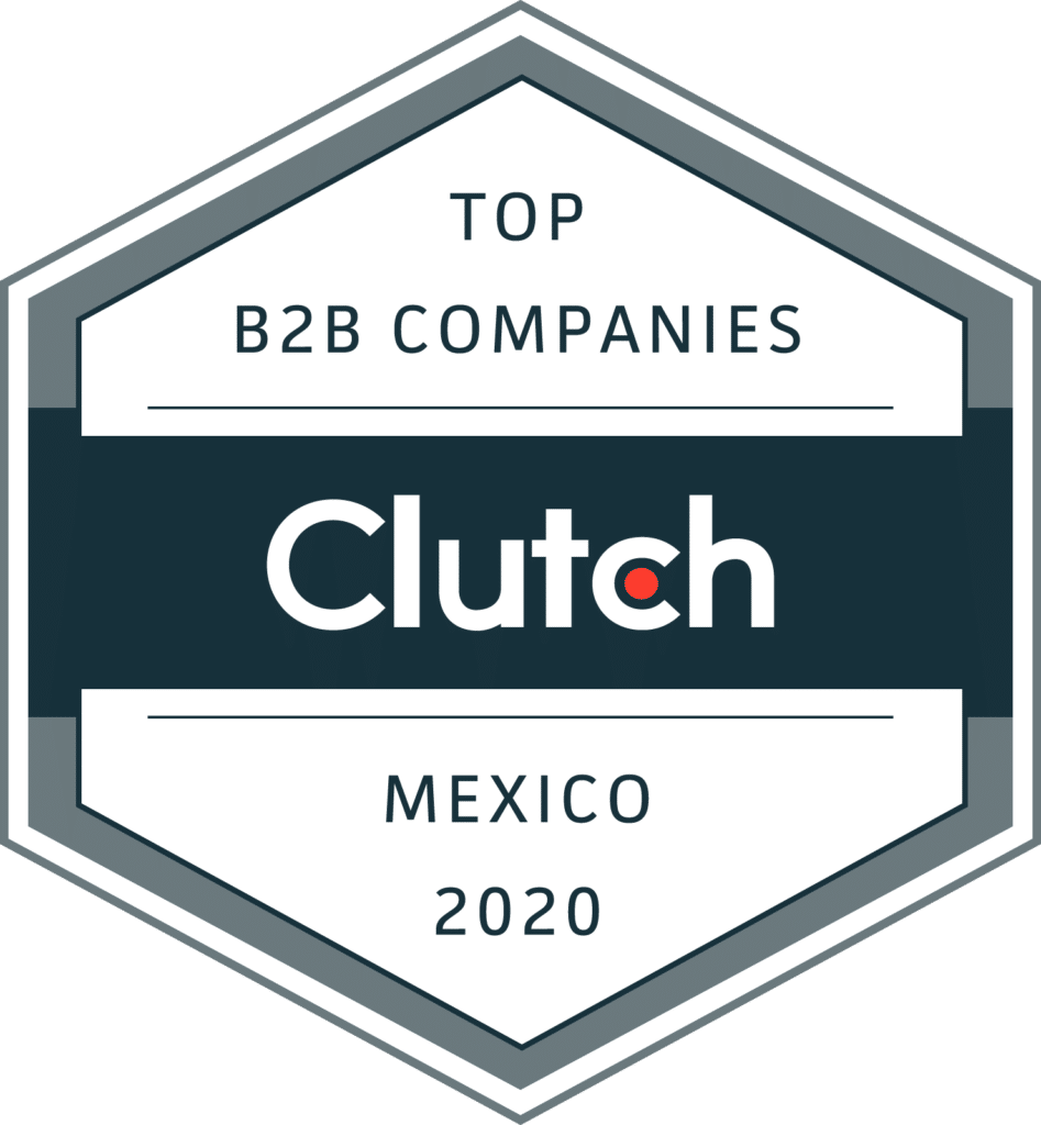 Clutch names KITRUM as One of The Top B2B Company in Mexico