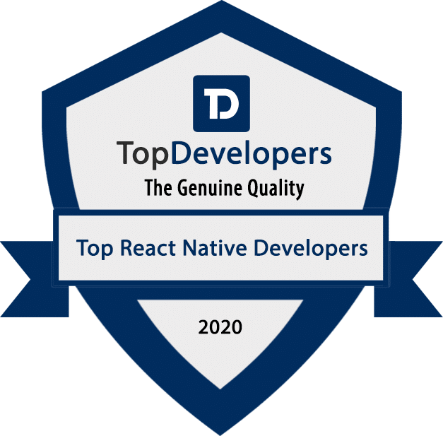 KitRUM has been declared as a Top React Native Development Company of 2020
