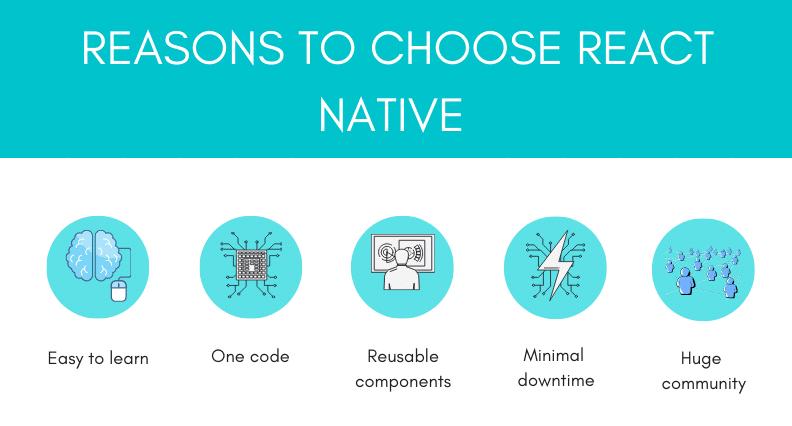 reason to choose react native