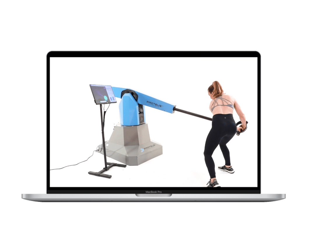 iOS and Android applications for Fitness & Physical Rehabilitation tech device